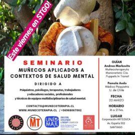 MUÑECOS & SALUD MENTAL MARZO 2019
