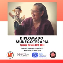 Diplomado Muñecoterapia 3° versión 2019