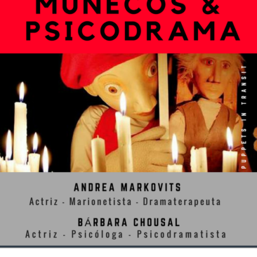 Workshop Muñecos & Psicodrama
