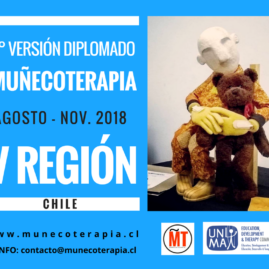 Diplomado Muñecoterapia V REGIÓN