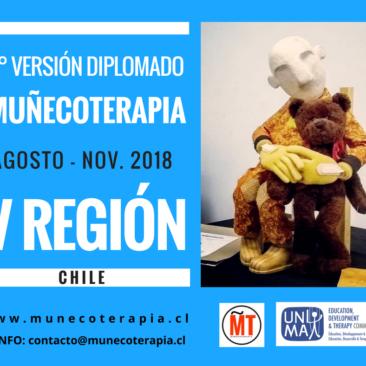 Diplomado Muñecoterapia V REGIÓN Y METROPOLITANA