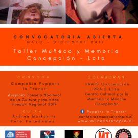 PROYECTO FONDART: Muñecos y Memoria