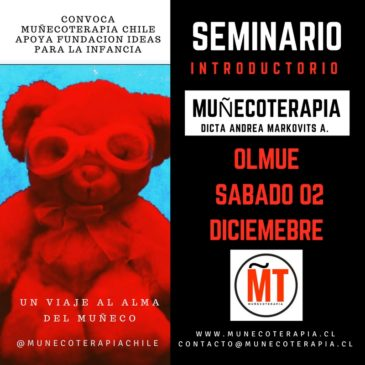 SEMINARIO MUÑECOTERAPIA OLMUÉ 2017