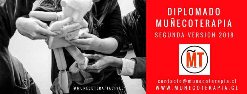 SEGUNDA VERSIÓN DIPLOMADO MUÑECOTERAPIA 2018