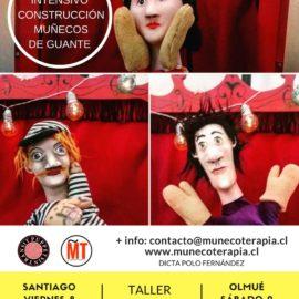 NUEVO: TALLER CONSTRUCCION MUÑECO DE GUANTE